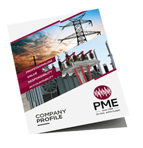 PME Brochure - Instrumentation services Port Moresby, PNG