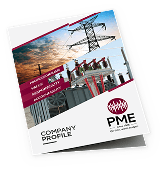 Company Profile Brochure - PME