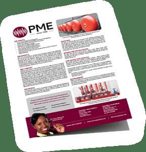 PME Brochure - Building management Port Moresby, PNG