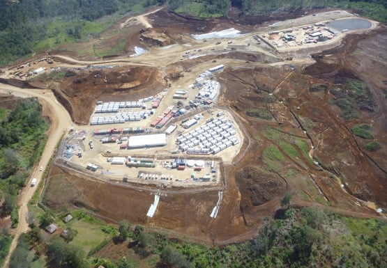 Camp - Mining services Port Moresby, PNG