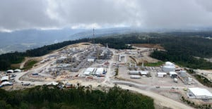PNG LNG Camps - Mining services Port Moresby, PNG