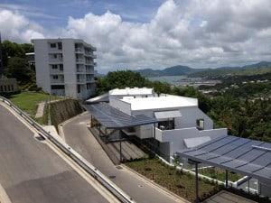 Era Dorina Stage 5 Outside - Building management Port Moresby, PNG