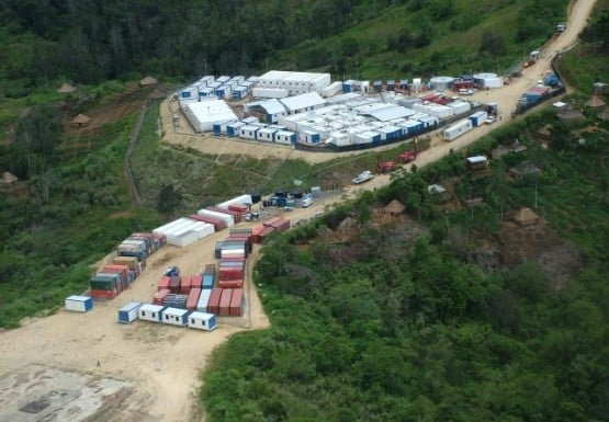 Wellpad - Mining services Port Moresby, PNG