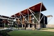 Games village - Building management Port Moresby, PNG