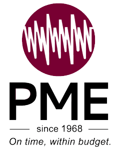 PME logo - Oil and gas services Port Moresby, PNG