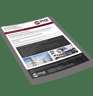 Engineering & Design Brochure - PME
