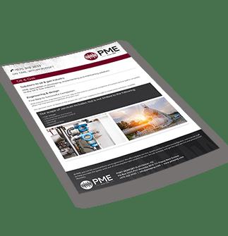 Oil & Gas Brochure - PME