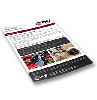 Procurement Brochure - PME