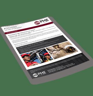Procurement Brochure - PME