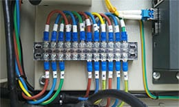 Reducing electrical shock - Telecommunication installations Port Moresby, PNG