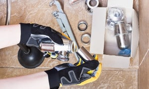 Replace plumbing - Building management Port Moresby, PNG