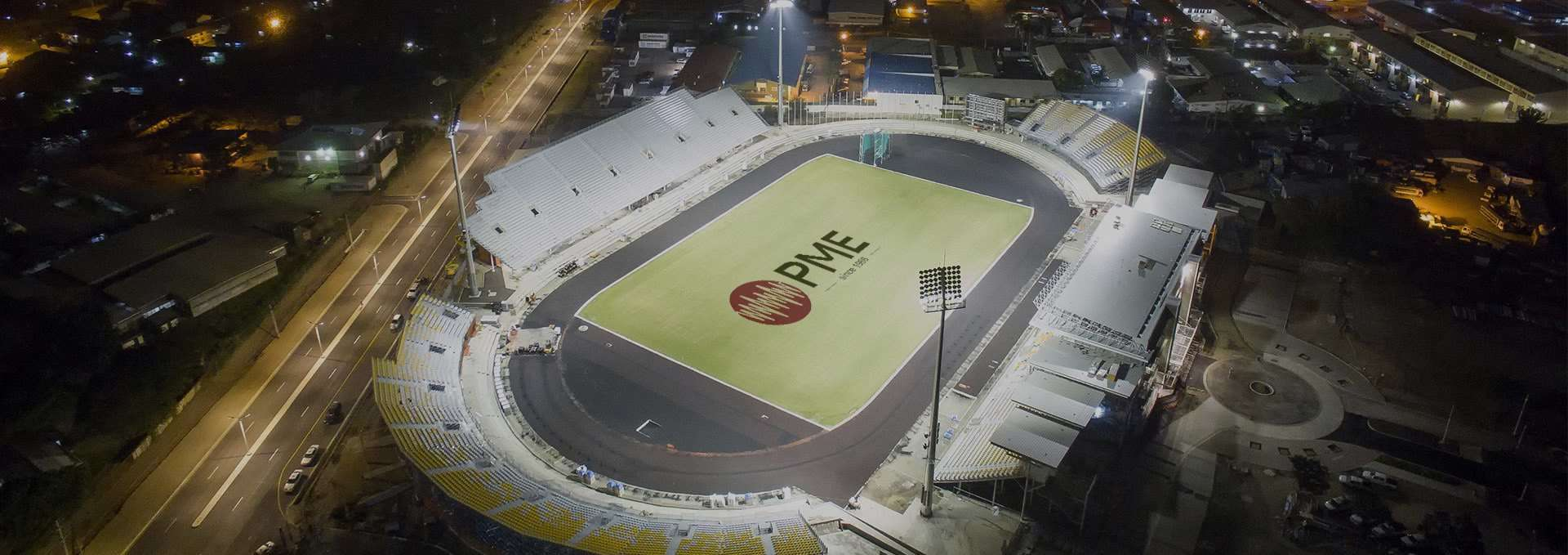 Stadium logo - Hazardous Area installations Port Moresby, PNG