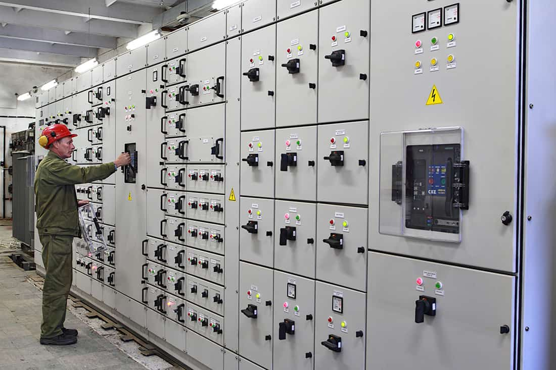 switchboard - Electrical engineering services Port Moresby, PNG